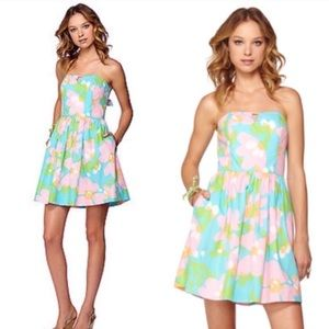 Lilly Pulitzer Floral Richelle Dress